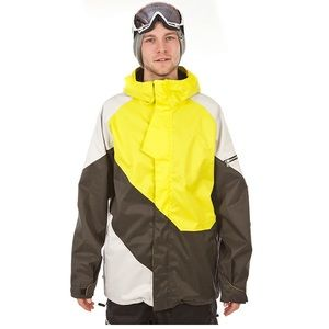 Ride Georgetown Men's Snowboard Ski Jacket